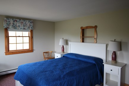 Truro Cape Cod vacation rental - Main Bedroom with Queen Bed
