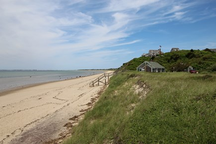 Truro Cape Cod vacation rental - Beach Front with Private Stairs