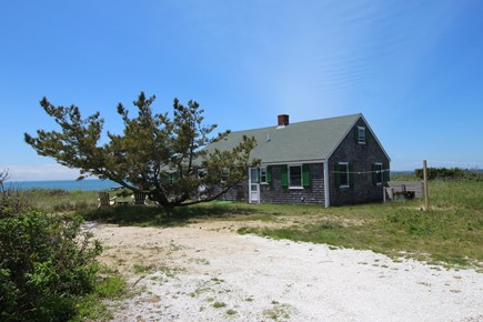 Truro Cape Cod vacation rental - Another View of the Cottage