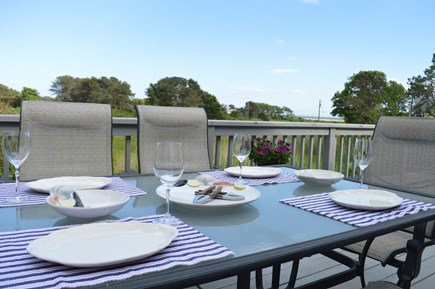 Chatham (Ridgevale Beach area) Cape Cod vacation rental - Ready for lobster dinner!