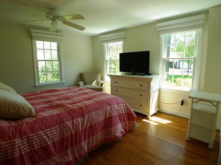 Harwich Cape Cod vacation rental - First floor guest bedroom