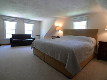 Harwich Cape Cod vacation rental - Spacious bedroom with king size bed