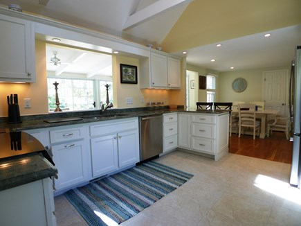 Harwich Cape Cod vacation rental - Vaulted ceilings