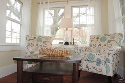 Harwich Port Cape Cod vacation rental - Sunny sitting room