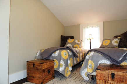 Harwich Port Cape Cod vacation rental - Guest bedroom with 2 twins