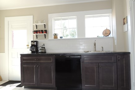 Harwich Port Cape Cod vacation rental - sunfilled kitchen