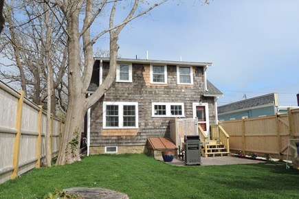 Harwich Port Cape Cod vacation rental - Back of house