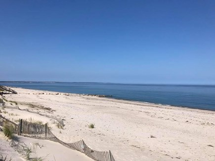 East Sandwich Cape Cod vacation rental - Our private beach.