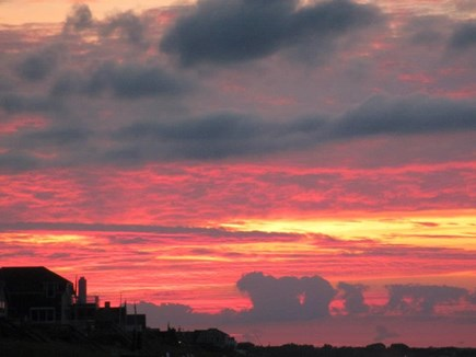 East Sandwich Cape Cod vacation rental - More gorgeous sunsets!