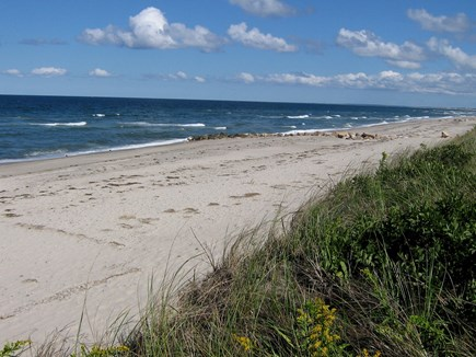 East Sandwich Cape Cod vacation rental - Our private beach