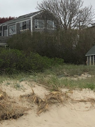 Chatham Cape Cod vacation rental - View of the Unit from Beach