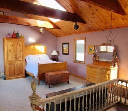 Chatham Cape Cod vacation rental - Upstairs Suite Bedroom