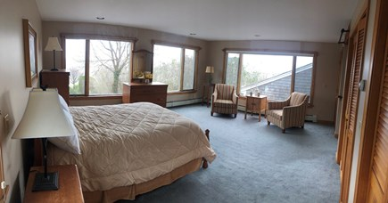Chatham Cape Cod vacation rental - Downstairs Suite with Ocean Views