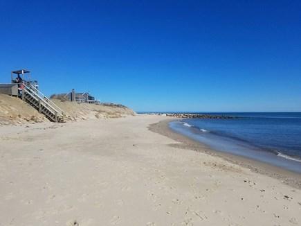 Dennis Port Cape Cod vacation rental - Haigis Beach is just a short walk away