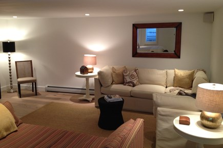 Provincetown Cape Cod vacation rental - Downstairs living room