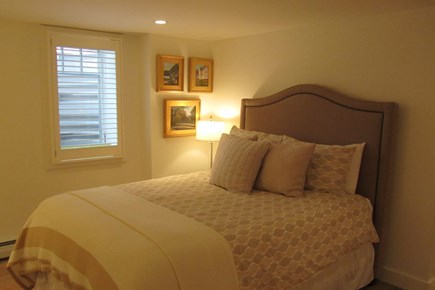 Provincetown Cape Cod vacation rental - Downstairs guest bedroom