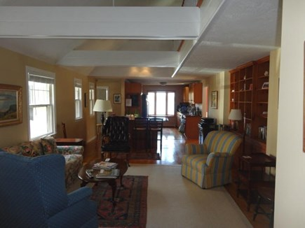 Yarmouth Port Cape Cod vacation rental - Den