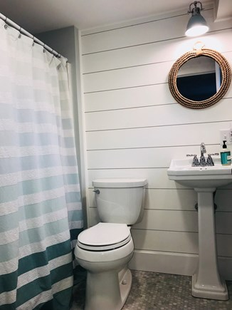 Harwichport Cape Cod vacation rental - 2 new bathrooms with tub and shower