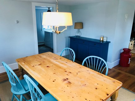 Harwichport Cape Cod vacation rental - Dining room with seating for 6