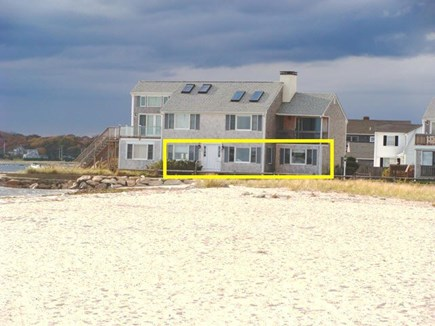 Hyannis Cape Cod vacation rental - Condo from Kalmus beach