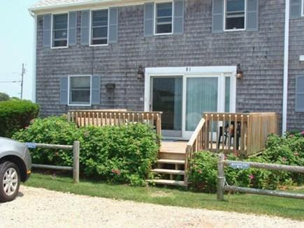 Hyannis, Kalmus beach Cape Cod vacation rental - Deck