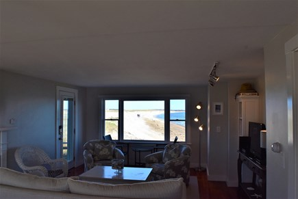 Hyannis, Kalmus beach Cape Cod vacation rental - View from Living Area