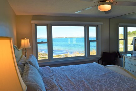 Hyannis, Kalmus beach Cape Cod vacation rental - View from king bedroom