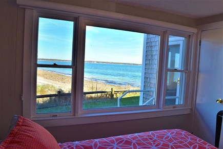Hyannis, Kalmus beach Cape Cod vacation rental - View from queen bedroom