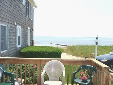 Hyannis Cape Cod vacation rental - View from deck