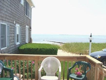 Hyannis, Kalmus beach Cape Cod vacation rental - View from deck