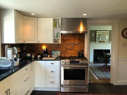 Yarmouth Port Cape Cod vacation rental - Partial view of kitchen
