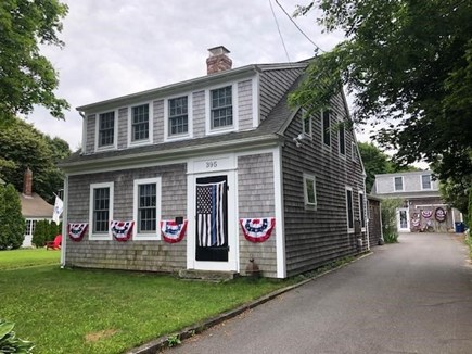 Yarmouth Port Cape Cod vacation rental - Front of the house