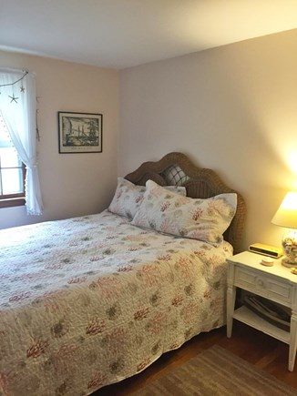 West Yarmouth Cape Cod vacation rental - Serene and pretty second bedroom with queen sized bed