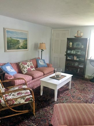 West Yarmouth Cape Cod vacation rental - Cosy Living room