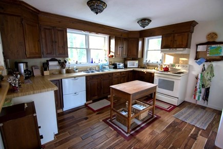 Brewster, 91 Wynn Way Cape Cod vacation rental - Kitchen