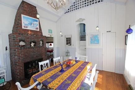 Sagamore Beach, Sandwich Sagamore Beach vacation rental - Dining room