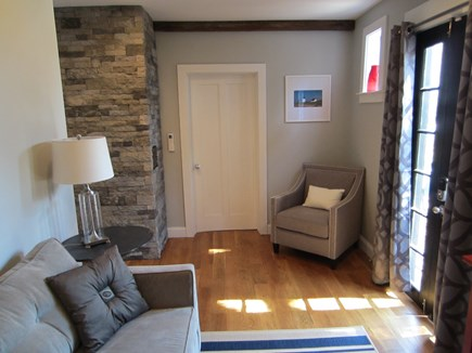 Provincetown Cape Cod vacation rental - Downstairs 2nd Living Room