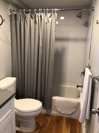 Provincetown Cape Cod vacation rental - Main Level Bath