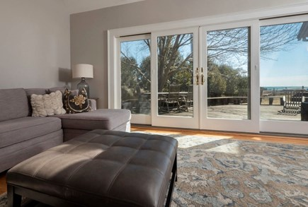 Harwich  Cape Cod vacation rental - Waterview off sunroom