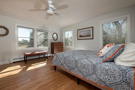 Harwich  Cape Cod vacation rental - Master Bedroom with Master Bath