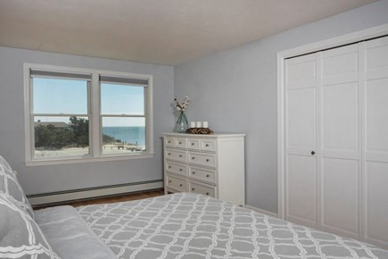 Harwich  Cape Cod vacation rental - Upstairs bedroom with water view