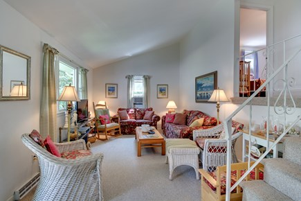 Mashpee, Popponesset Cape Cod vacation rental - Living room on 1st floor