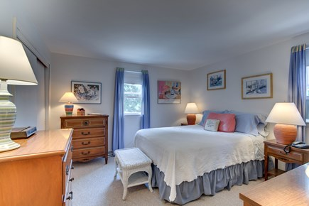 Mashpee, Popponesset Cape Cod vacation rental - Master bedroom on 2nd level