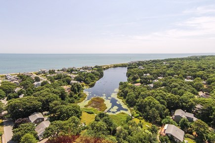 Mashpee, Popponesset Cape Cod vacation rental - Aerial view