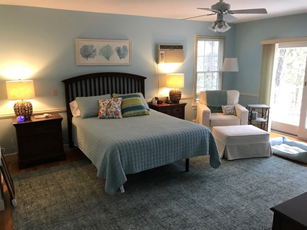 Yarmouth Cape Cod vacation rental - Master bedroom on first floor
