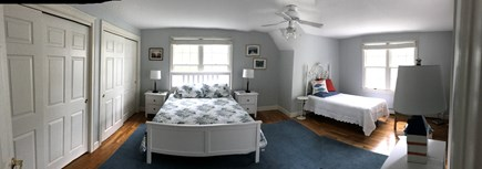 Yarmouth Cape Cod vacation rental - Large bedroom on second floor.