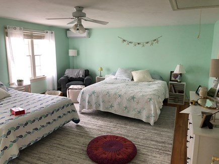 Yarmouth Cape Cod vacation rental - One of two large bedrooms on second floor.