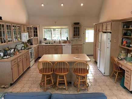 Yarmouth Cape Cod vacation rental - Extra large kitchen, great for entertaining.