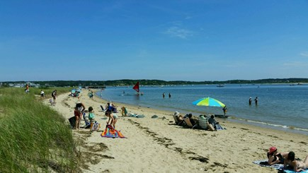Wellfleet Cape Cod vacation rental - Mayo Beach