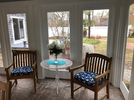 Eastham Cape Cod vacation rental - Porch